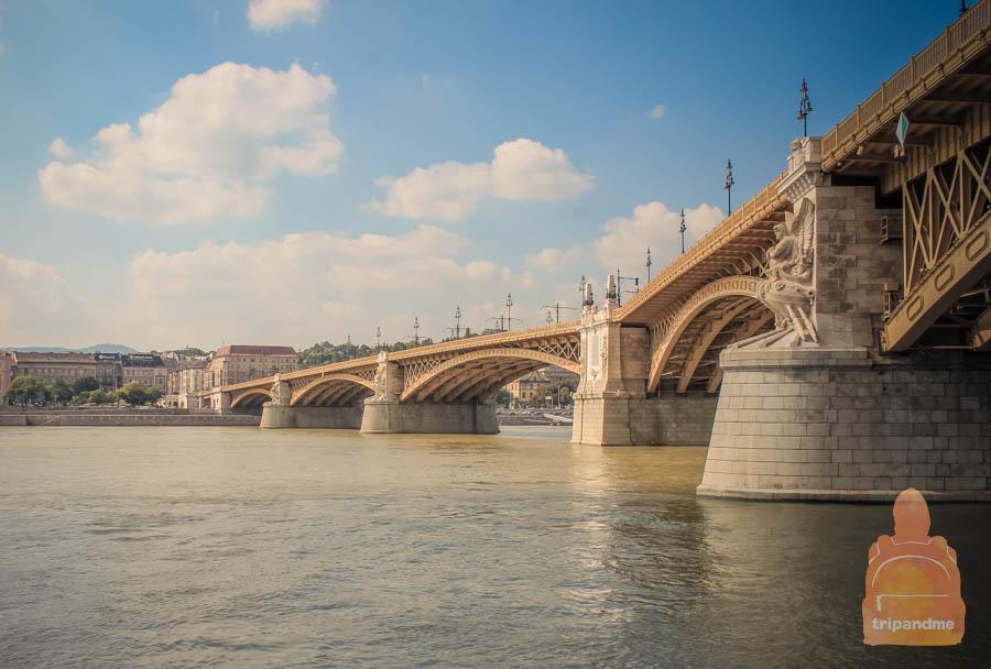 Мост Маргит в Будапеште
