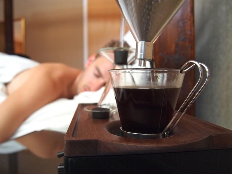 Источник: novate.ru 1. Кофеварка с будильником Кофемашина, которая разбудит и приготовит ароматный к