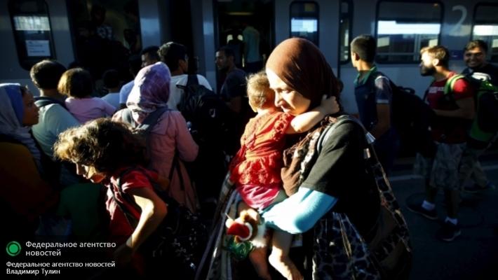 Итальянское судно спасло уберегов Ливии 26 иммигрантов