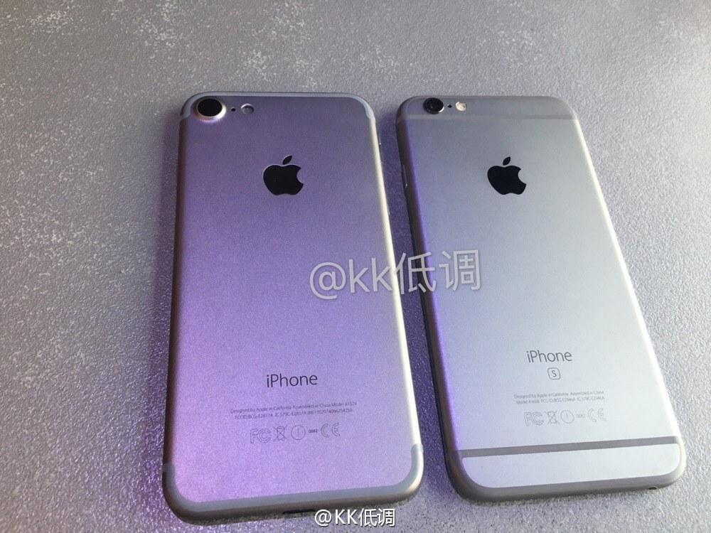 Видеосравнение iPhone 7 иiPhone 6s