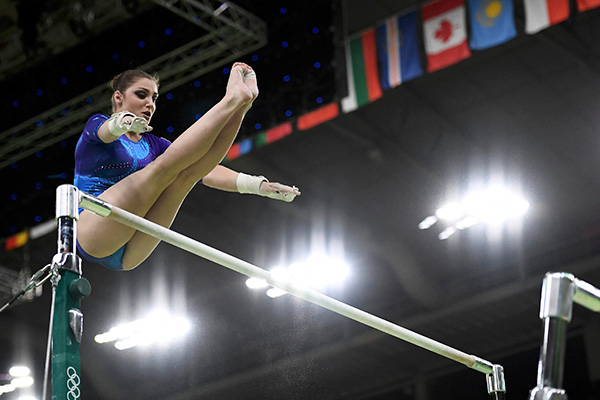 Юлия Ефимова вышла вполуфинал на200-метровке наИграх вРио