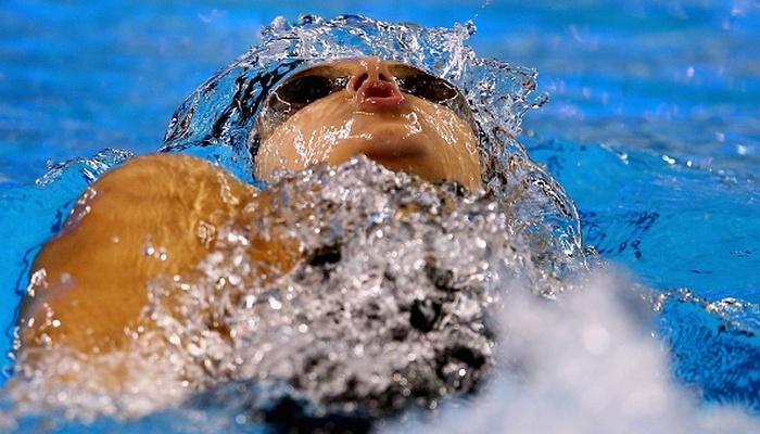 Дарья Зевина установила рекорд Кубка мира вплавании