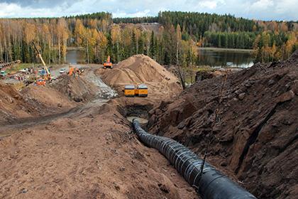 Спрос нагаз увеличился устран помаршруту «Северного потока-2»