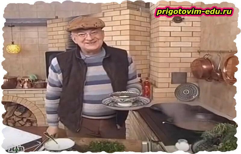 Как приготовить Машхурда узбекский суп