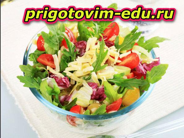 Оригинальный Летний салат