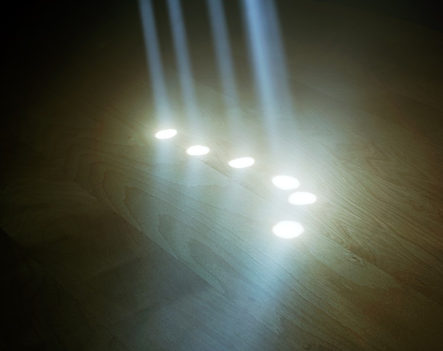 Visible Light: Artist Alexander Harding Reveals Dense Rays of Sunlight Pouring through Windows