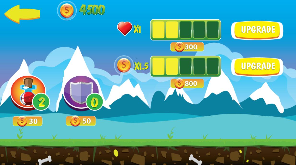 Danger sense - HTML5 game. Construct 2 (.capx) - 4