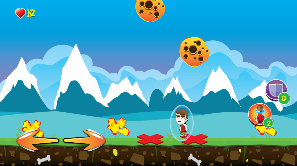 Danger Sense Html5 Game Construct 2 Capx By Flikes