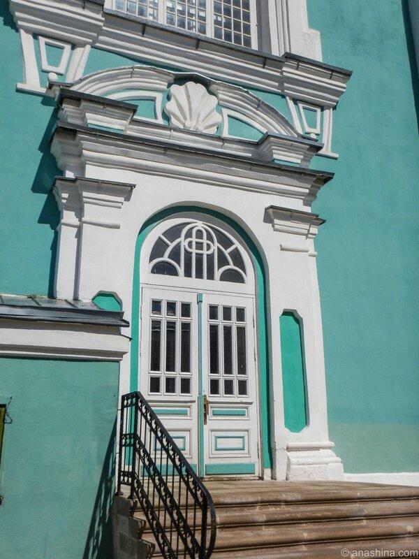 Южные врата Успенского собора, Успенский собор, Смоленск