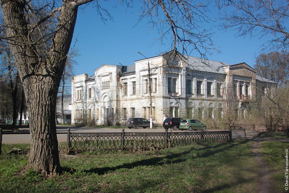 Россия, Богородицк