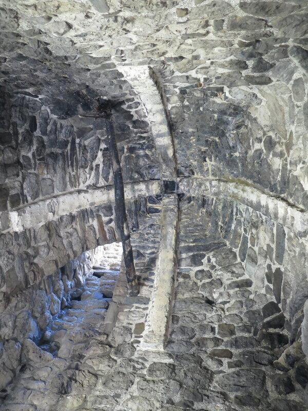 Купольный свод боевой башни, Салги