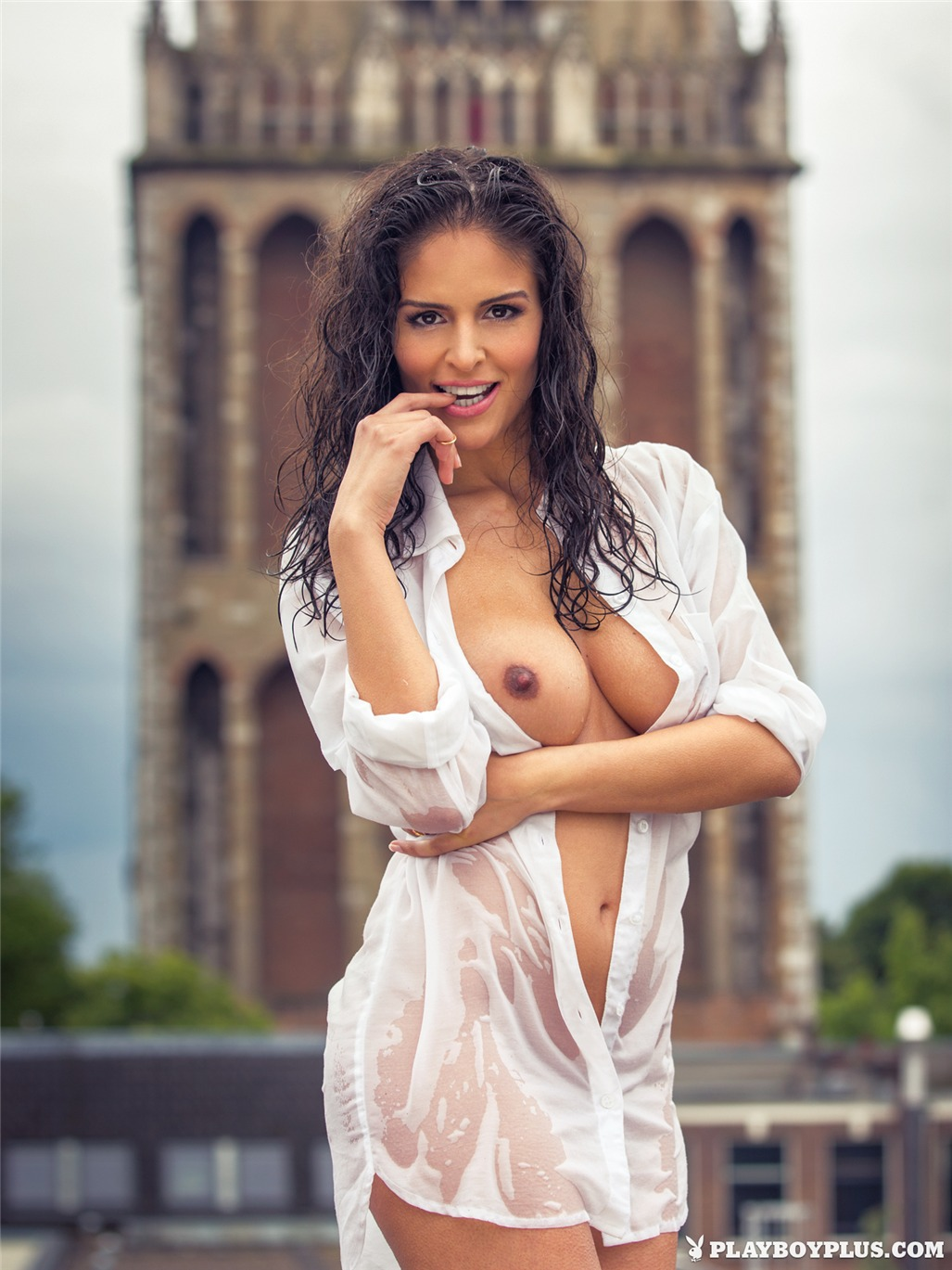Девушка месяца Jade - Playboy Netherlands july 2013 playmate