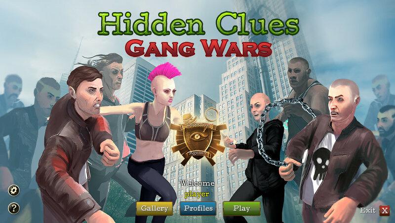 Hidden Clues: Gang Wars