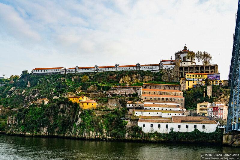 Монастырь Серра-ду-Пилар