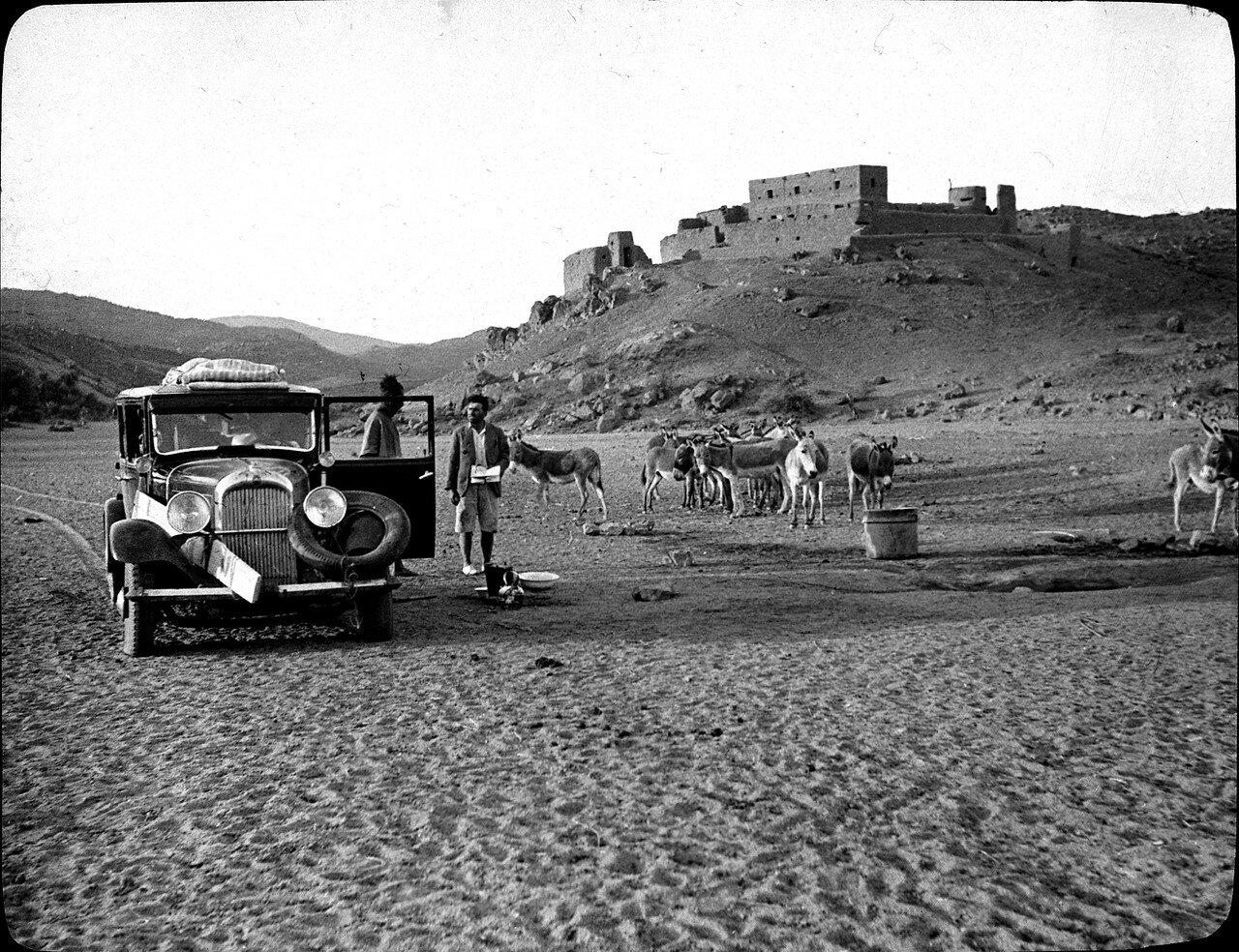 Мали. Форт Тесалит