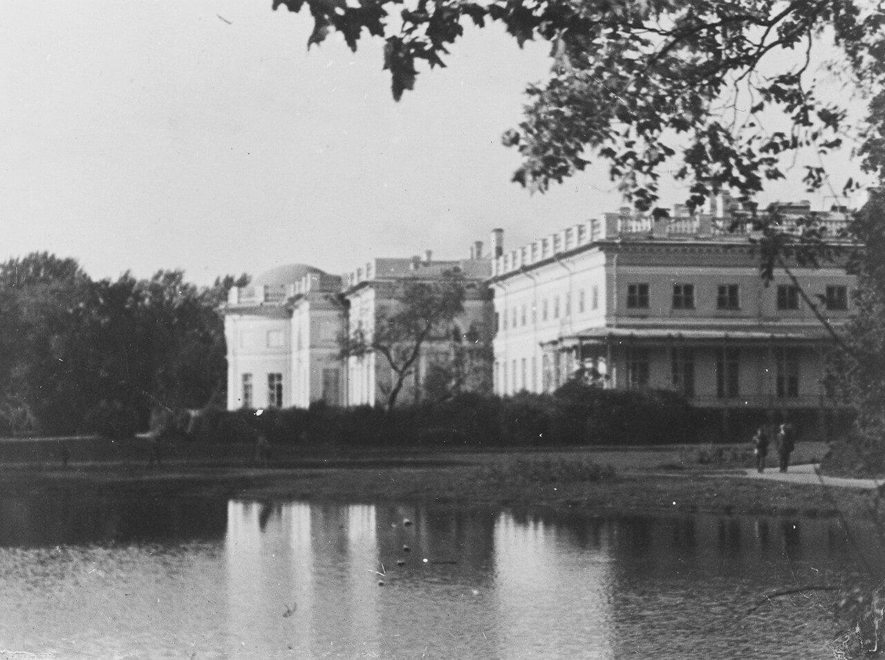 27 сентября. Пушкин . Александровский дворец