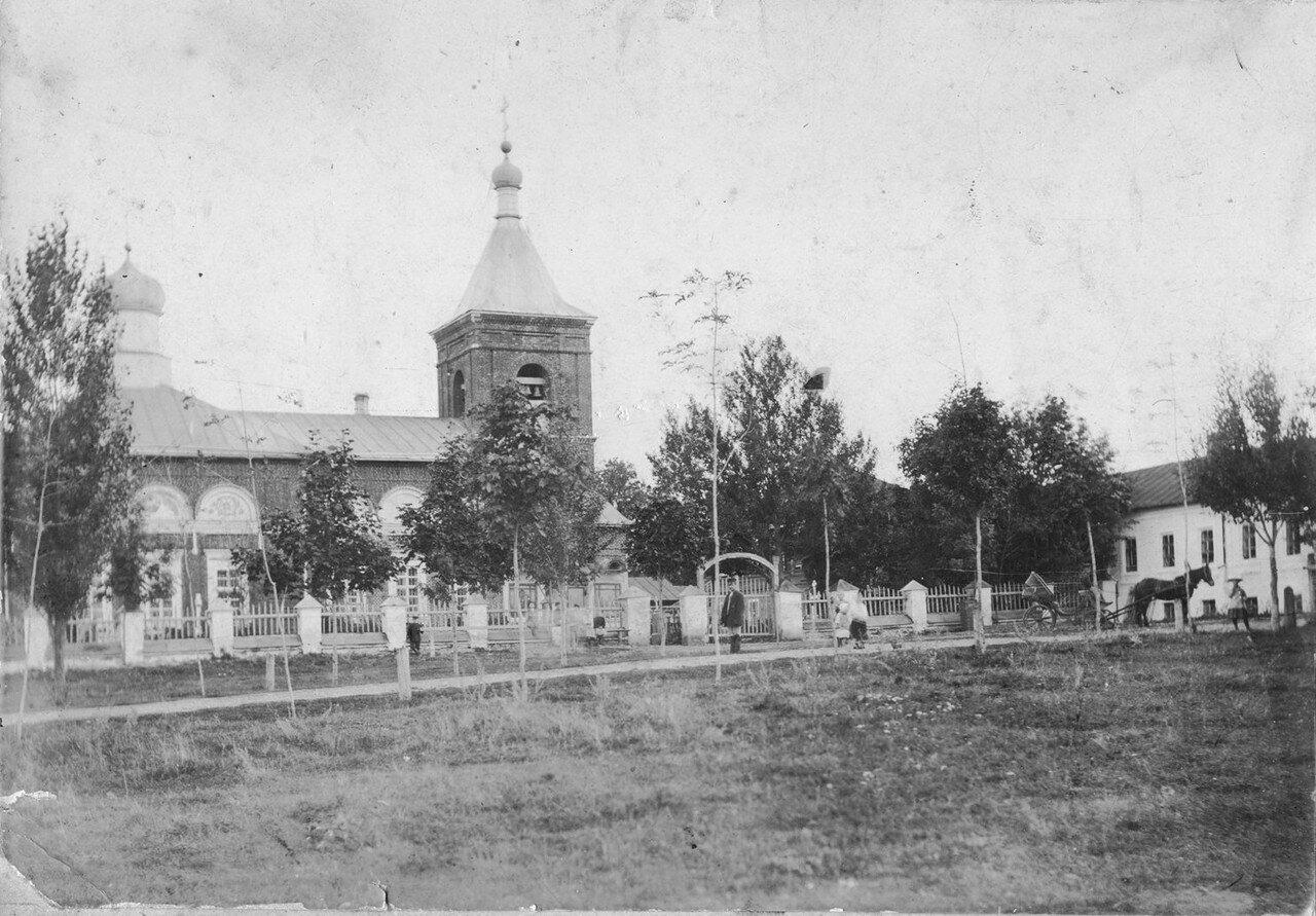 Преображенская кладбищенская церковь