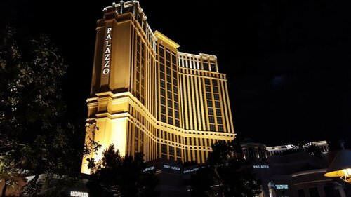 """Лас-Вегас. Отель """"Палацо"""""""