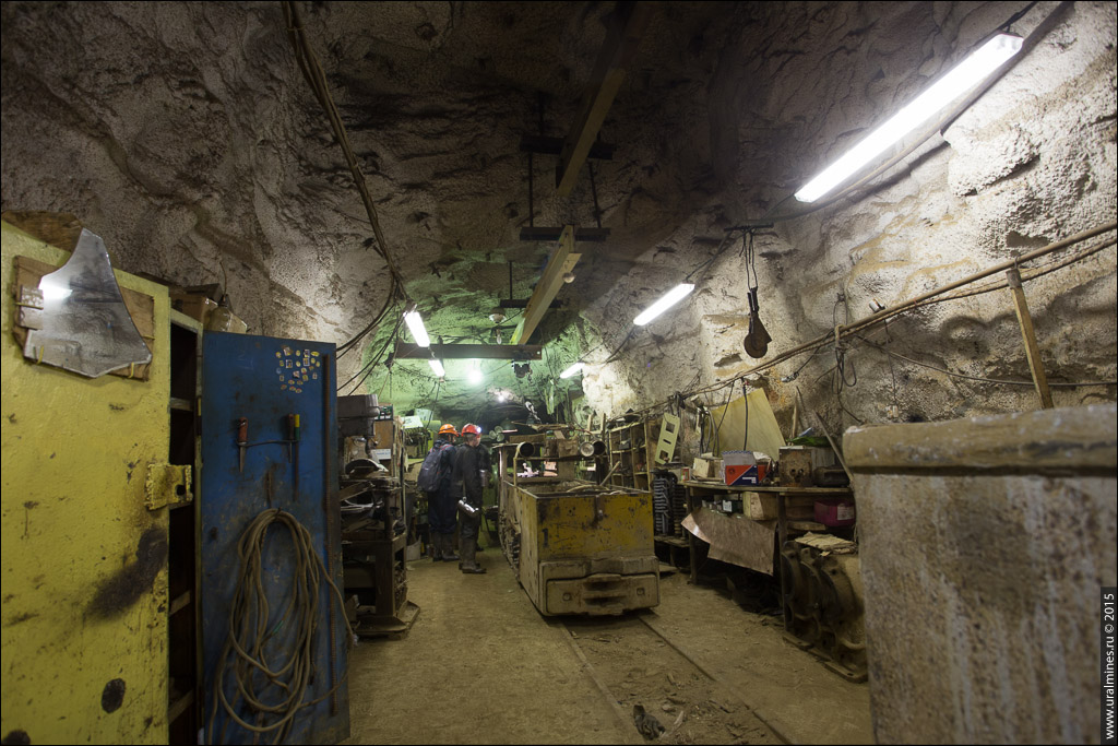 Уральская шахта