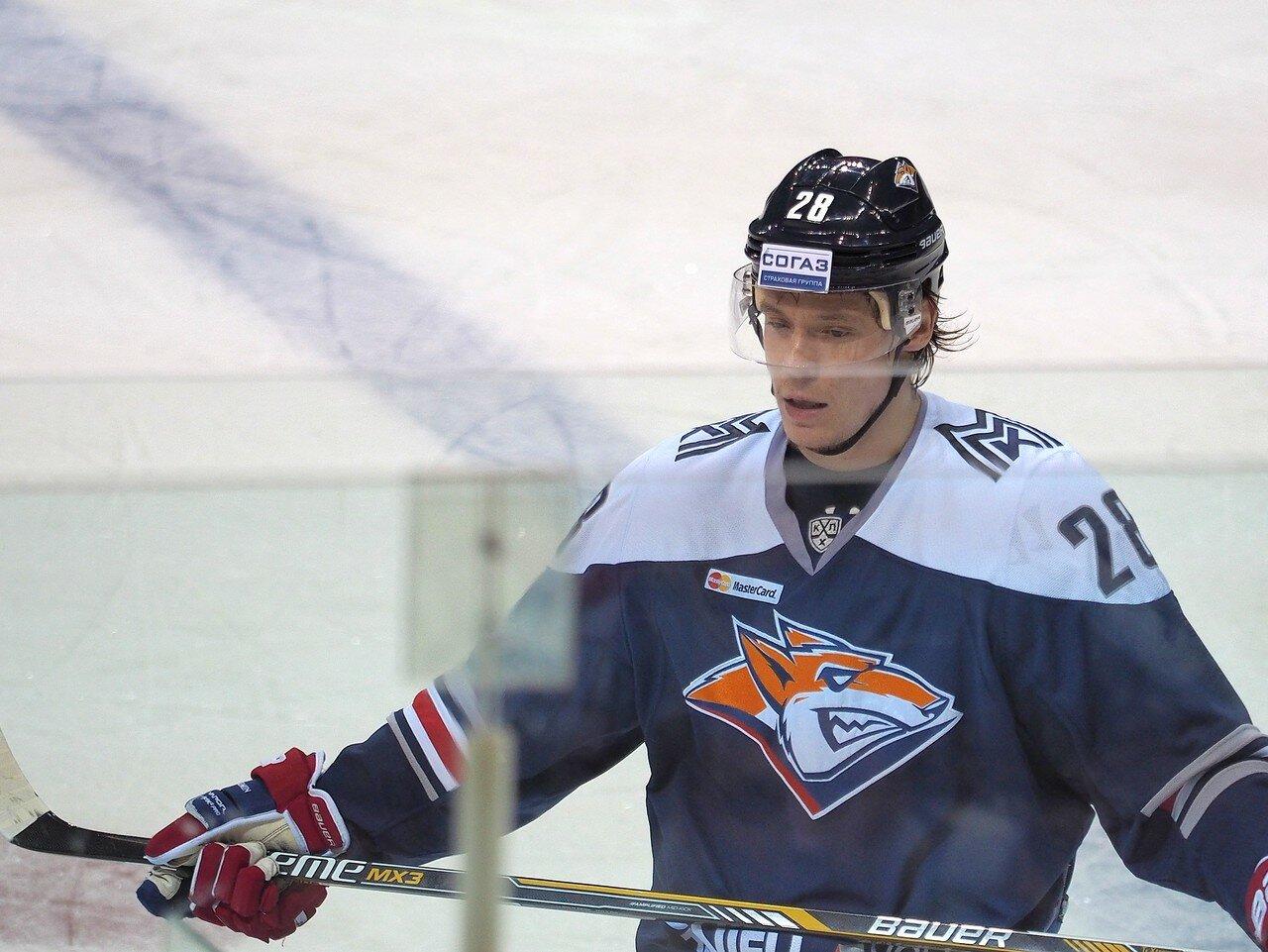 120Восток 1/2 плей-офф Металлург - Сибирь 08.03.2016