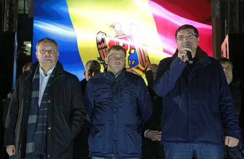Оппозиция встретится с депутатами Европарламента