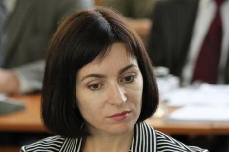 Майя Санду выступает за единого кандидата от правых партий