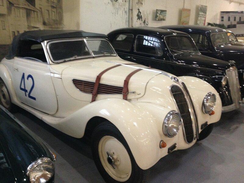 музей авто в Белграде, Сербия