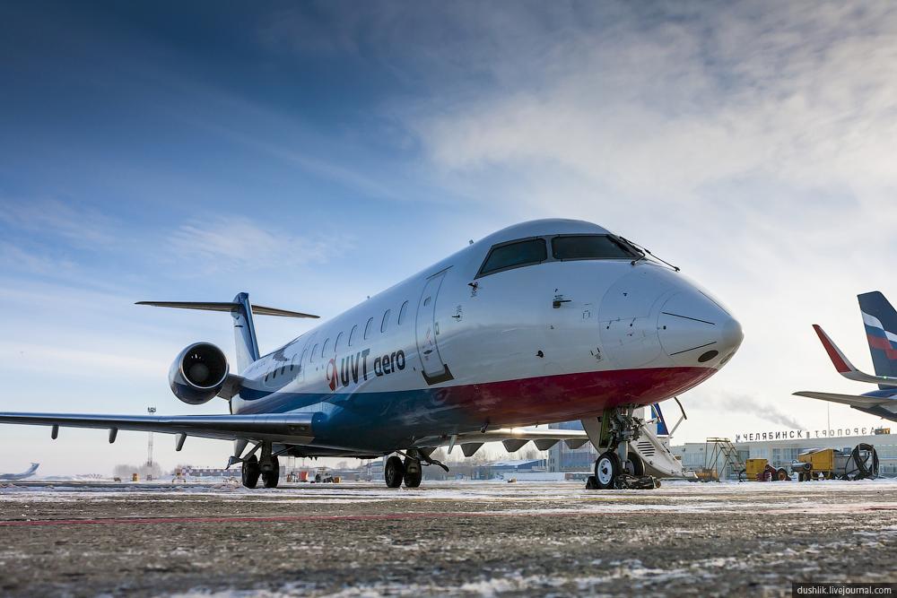 Открытие новых рейсов авиакомпании UVT aero
