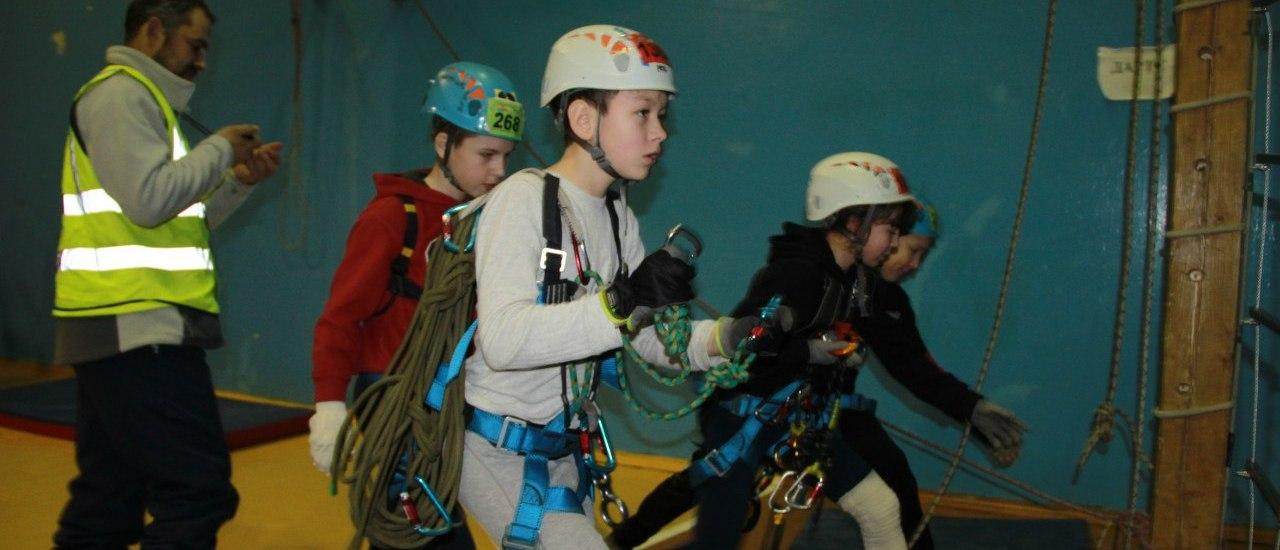 На областных соревнованиях в Торжке