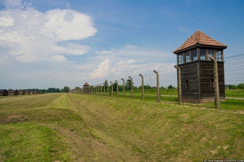 Фотоэкскурсия. Концлагерь Освенцим / Аушвиц 0 105d1b cfdc3ece XL