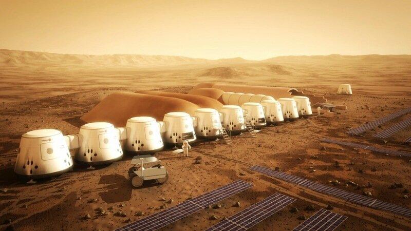 В США разыскиваются желающие отправиться на Марс