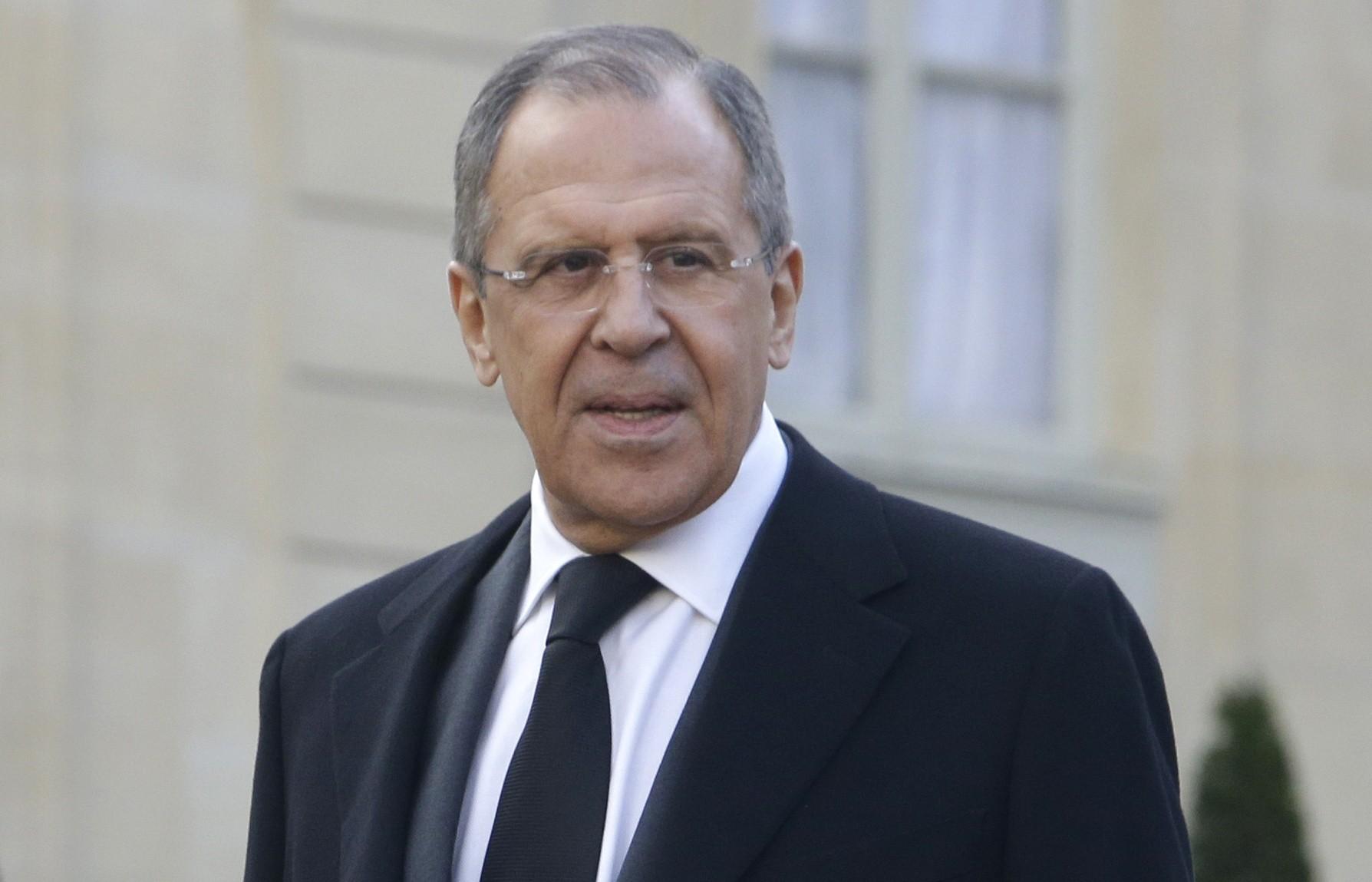 Лавров заявил что не будет уклоняться от встречи с главой МИД Турции