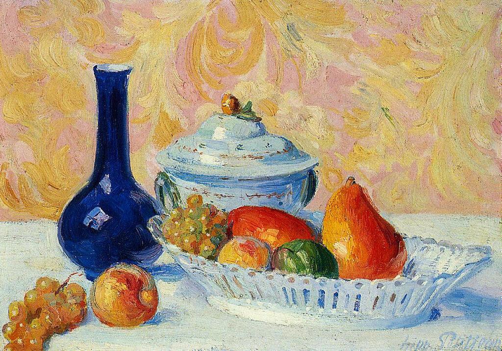 Hippolyte Petitjean - Still Life with Fruit, 1880.jpeg