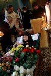 11 марта 2016 года - отпевание монахини Сергии (Людмилы Ильиничны Старковой)