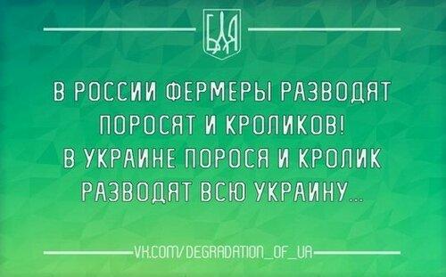 Хроники триффидов: Радиоактивное украинское безумие