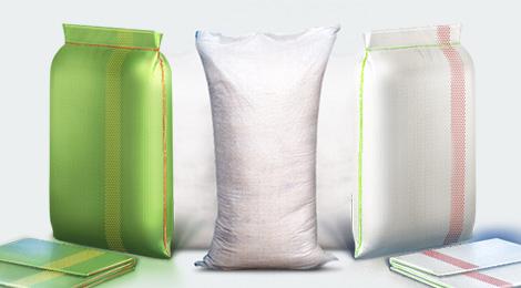 Полипропиленовые мешки и ленты