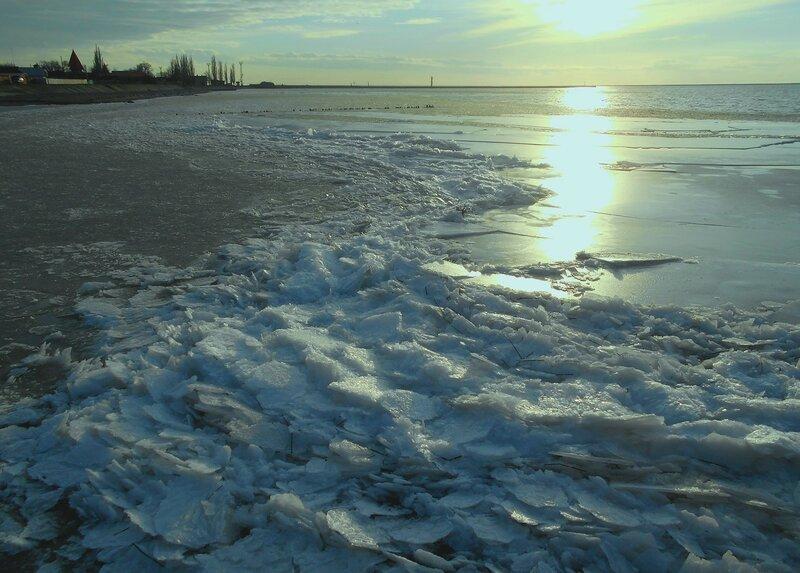 На закате, льды... DSCN3763.JPG