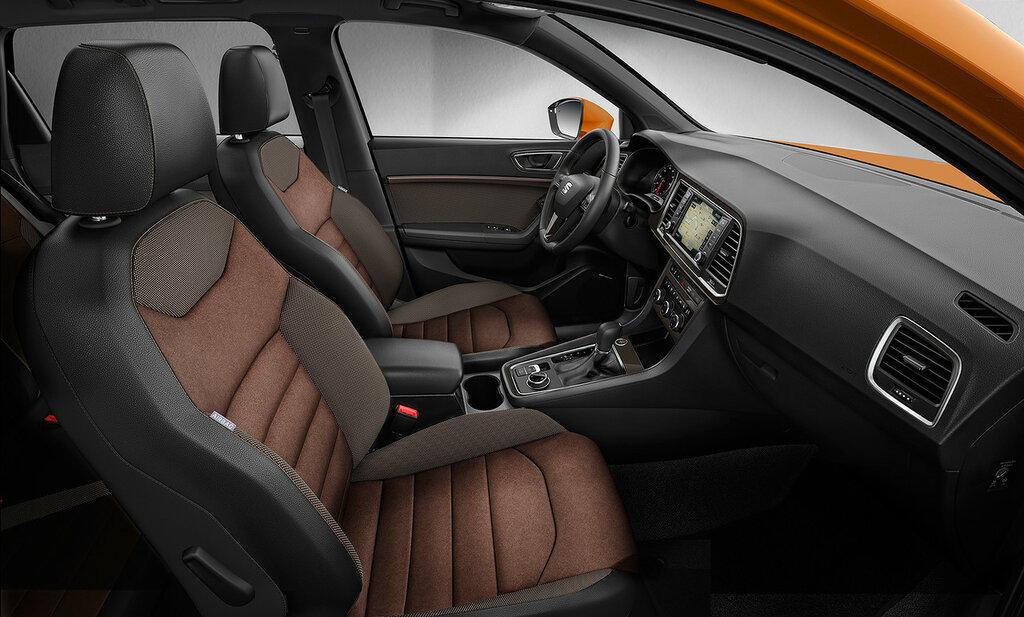Новый SEAT Ateca