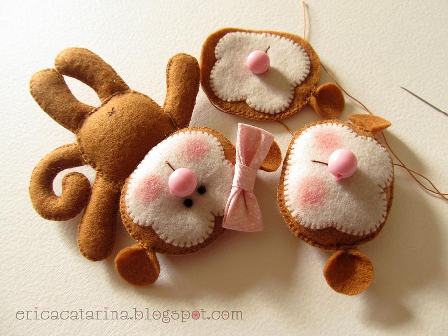 Куклы из капроновых носков своими руками фото 792