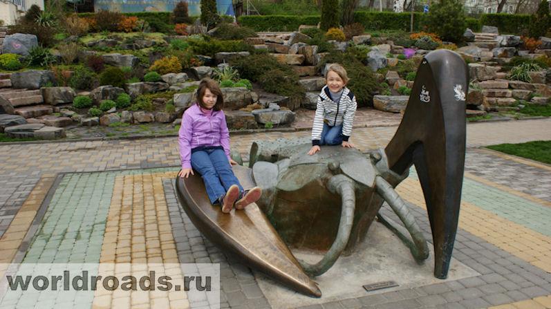 Набережная Ростова