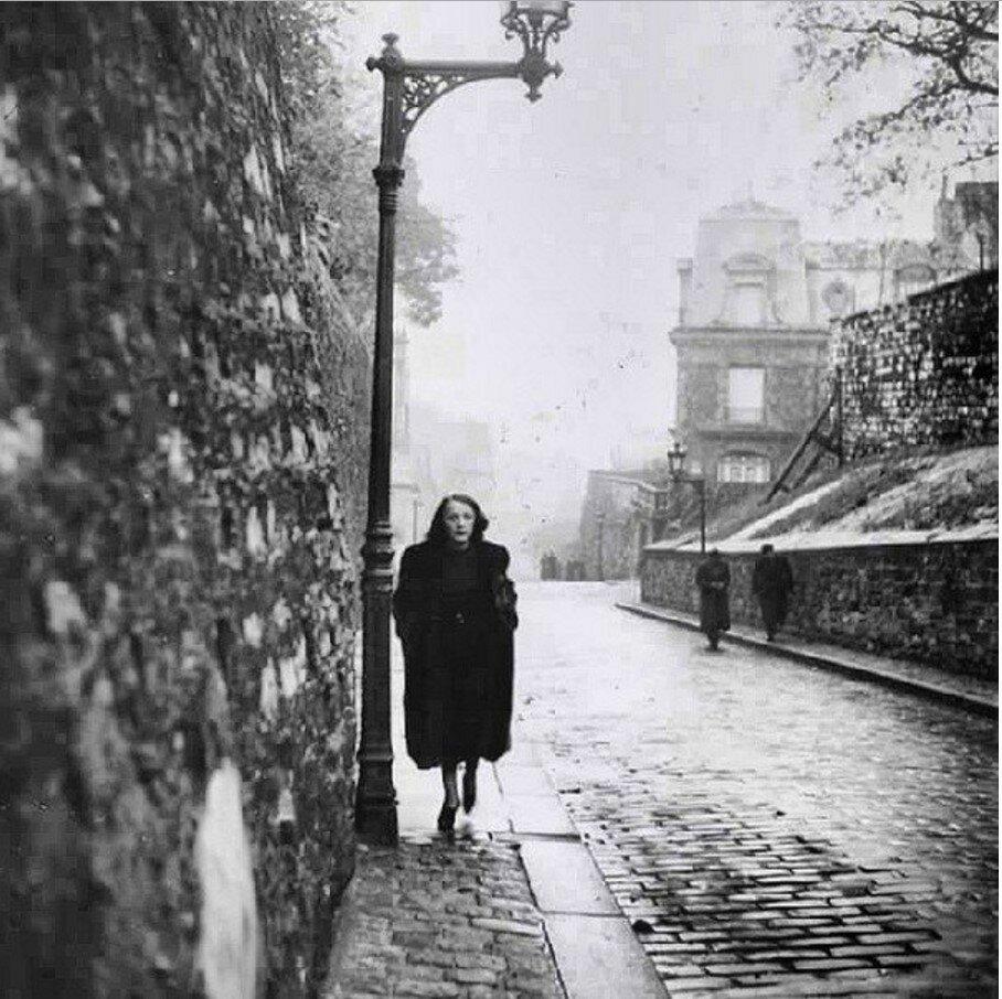 1930. Эдит Пиаф, Париж