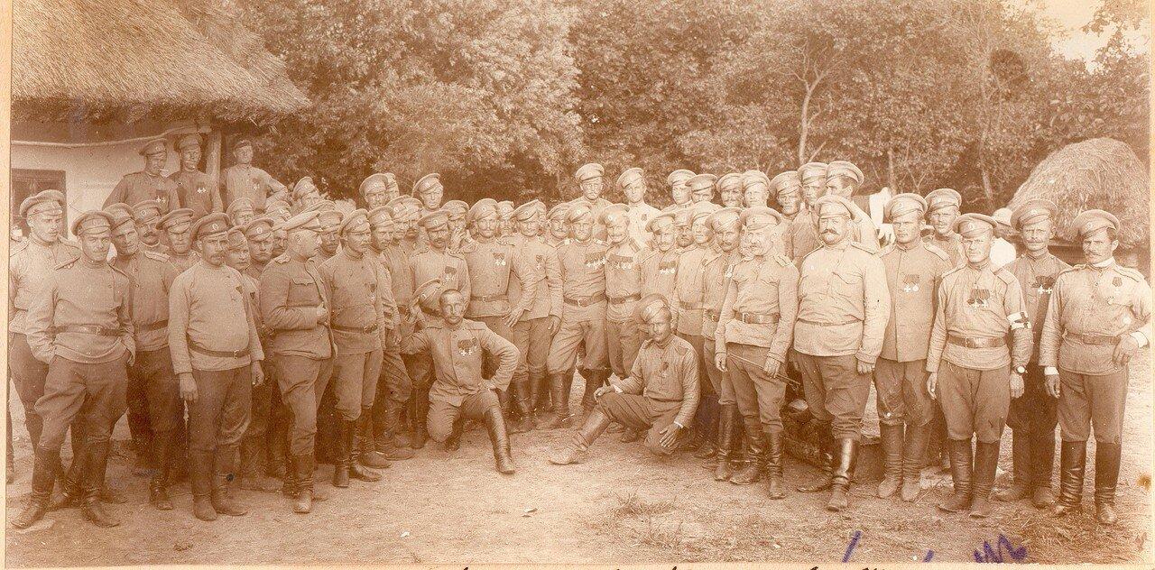 Драгуны 10-го драгунского Новгородского полка