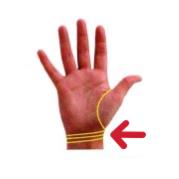 Браслеты на руке