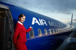 Авиакомпания Air Moldova продает билеты по 59 евро