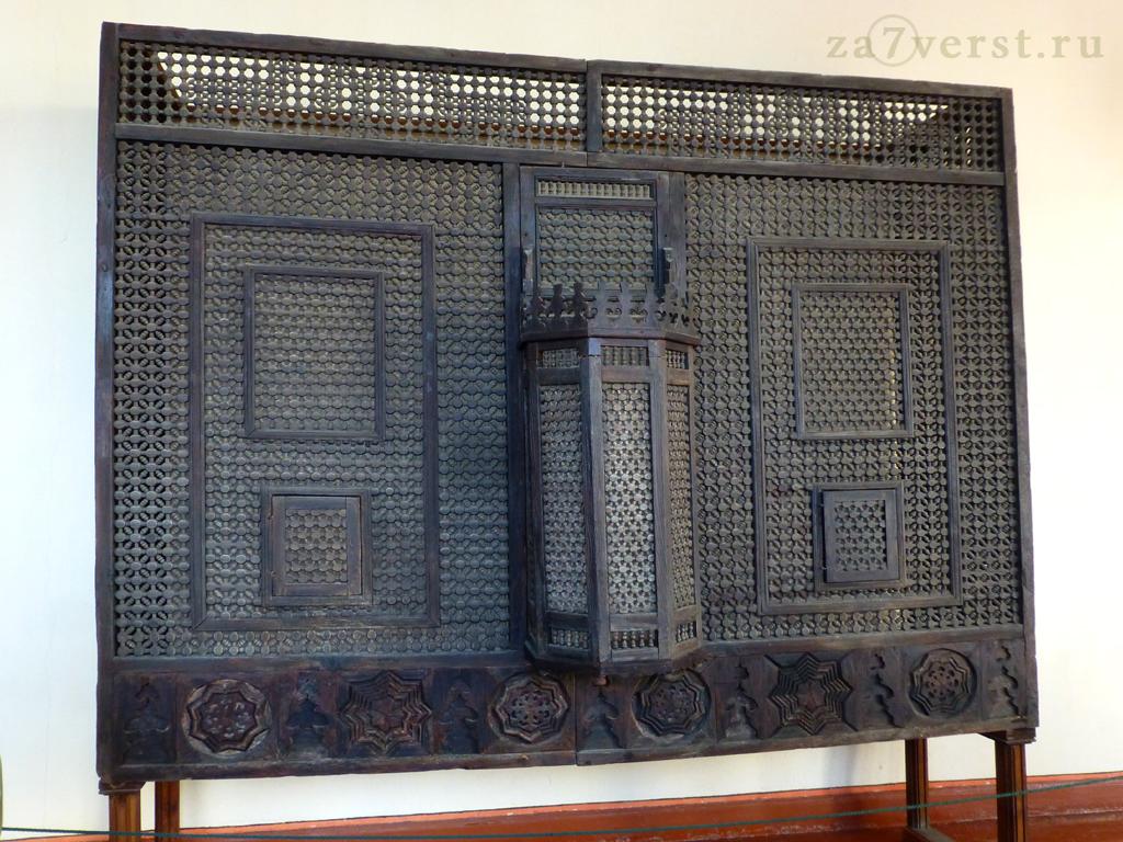 Бахчисарайский ханский дворец, предметы интерьера