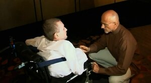 Валерий Спиридонов встретился с хирургом Серджио Канаверо в США