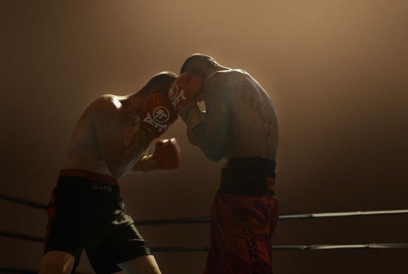 Фотографии бойцов боксеров от Ника Боуэрса
