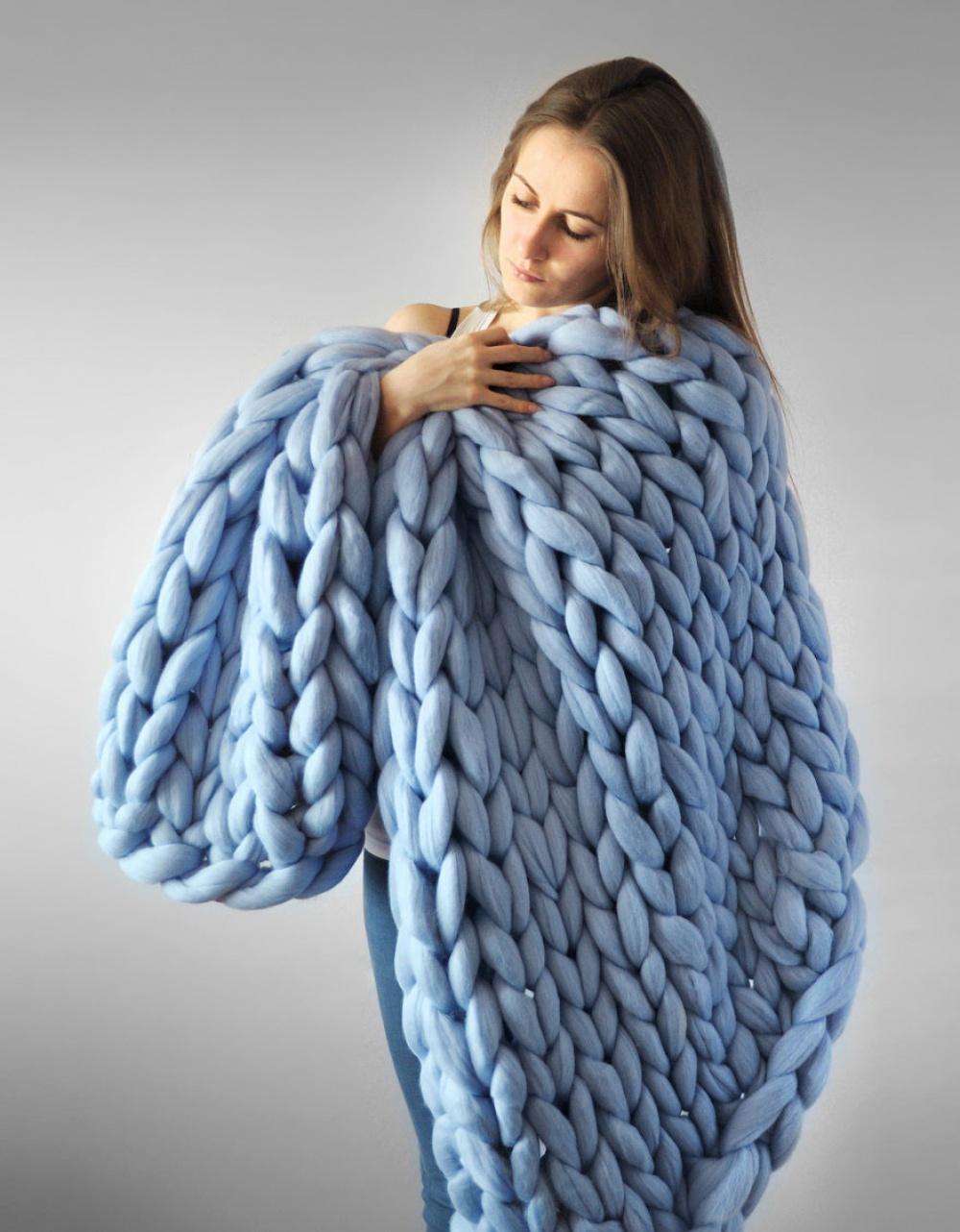 Вэтих одеялах хочется утонуть