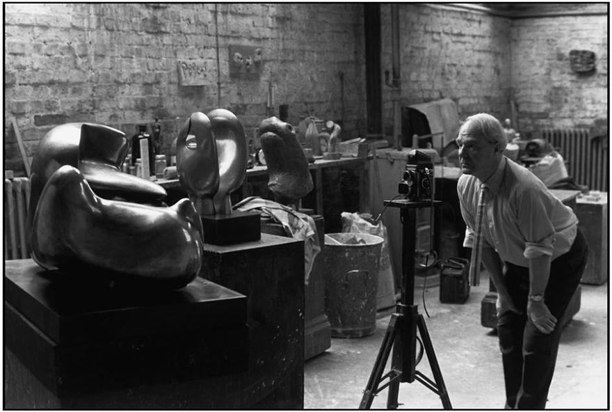 79. Генри Мур (Henry Moore)
