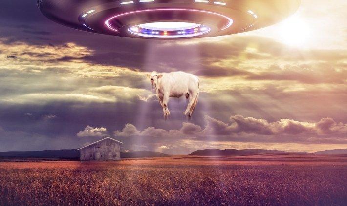 Вночном небе над Чили астрофизик отметил V-образное НЛО